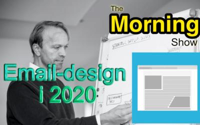 Email design i 2020 – Hvad skal du gøre for at sikre respons i dine nyhedsbreve