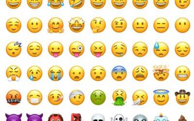 Brug emoji i din email marketing i dine emnelinjer